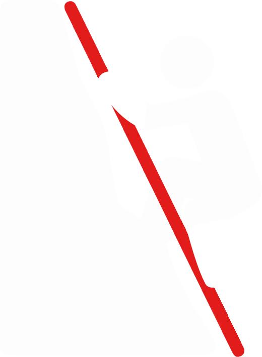 Kletterer dynamic Rot